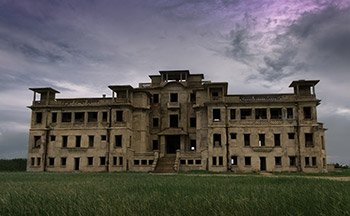 Le Bokor Palace in 2016